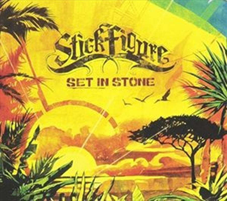 Set In Stone | CD