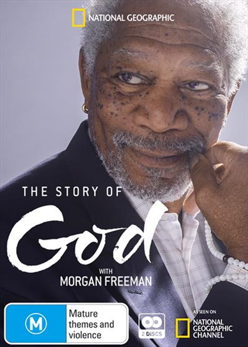Story Of God With Morgan Freeman, The | DVD