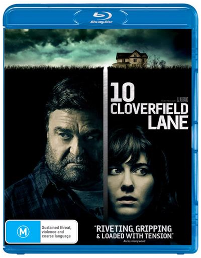 10 Cloverfield Lane | Blu-ray