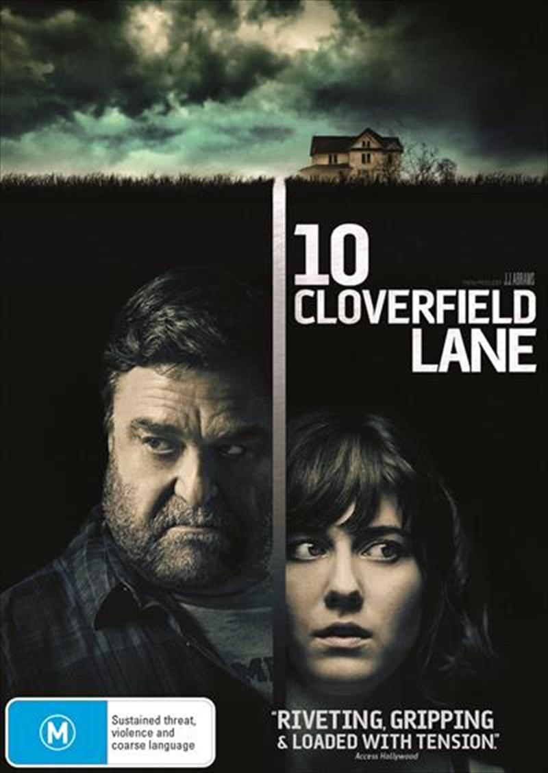 10 Cloverfield Lane | DVD