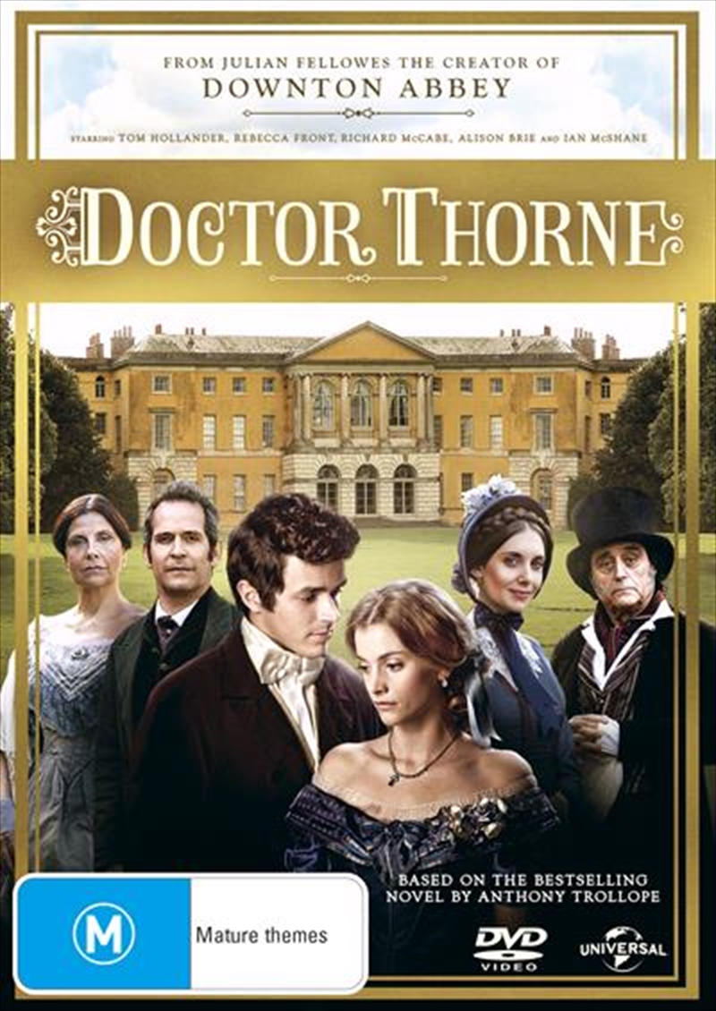 Doctor Thorne - Season 1 | DVD