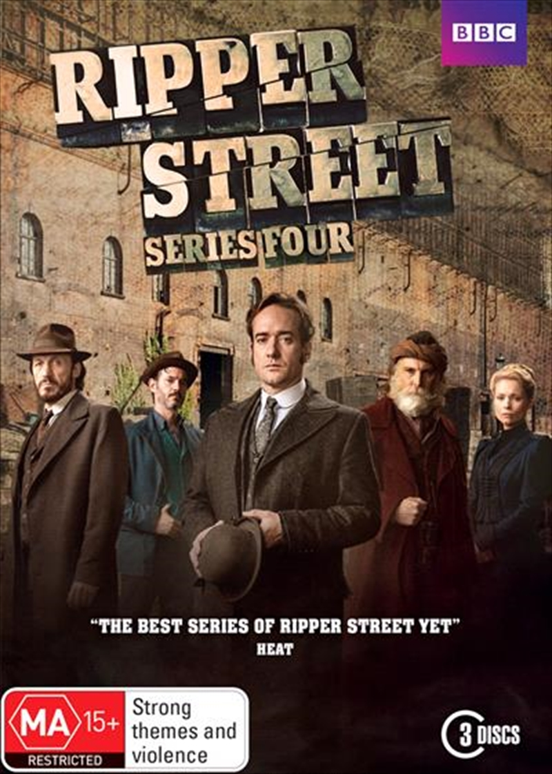 Ripper Street - Series 4 | DVD