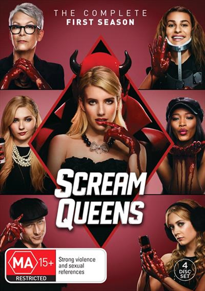 Scream Queens - Season 1 | DVD