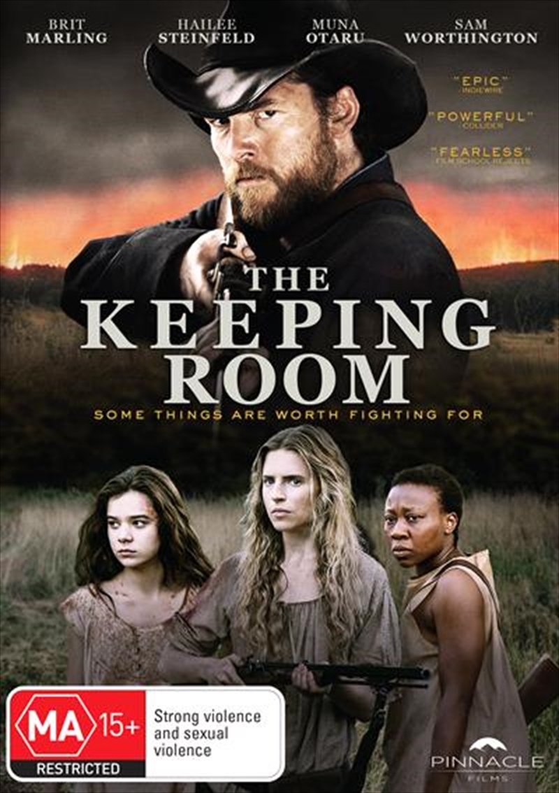 Keeping Room, The | DVD