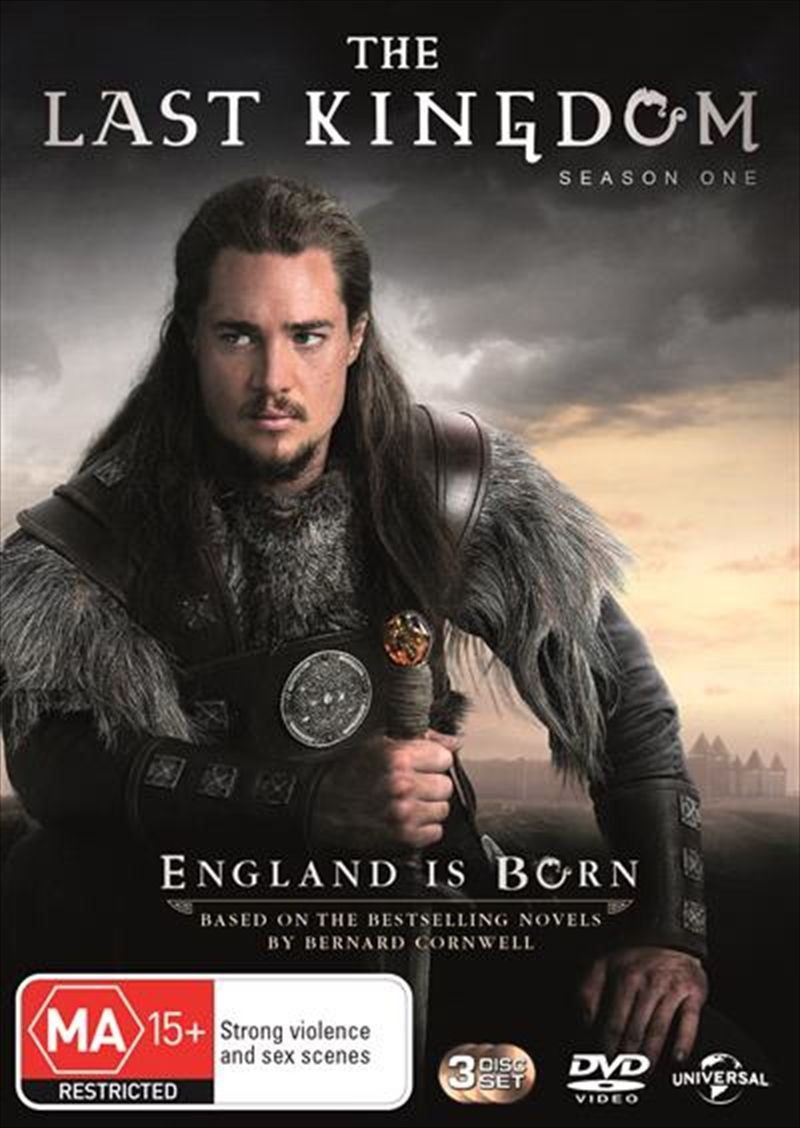 Last Kingdom - Season 1, The | DVD