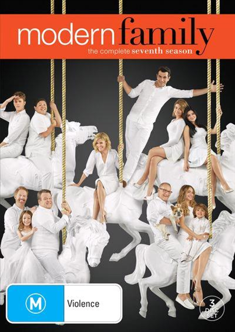 Modern Family - Season 7 | DVD