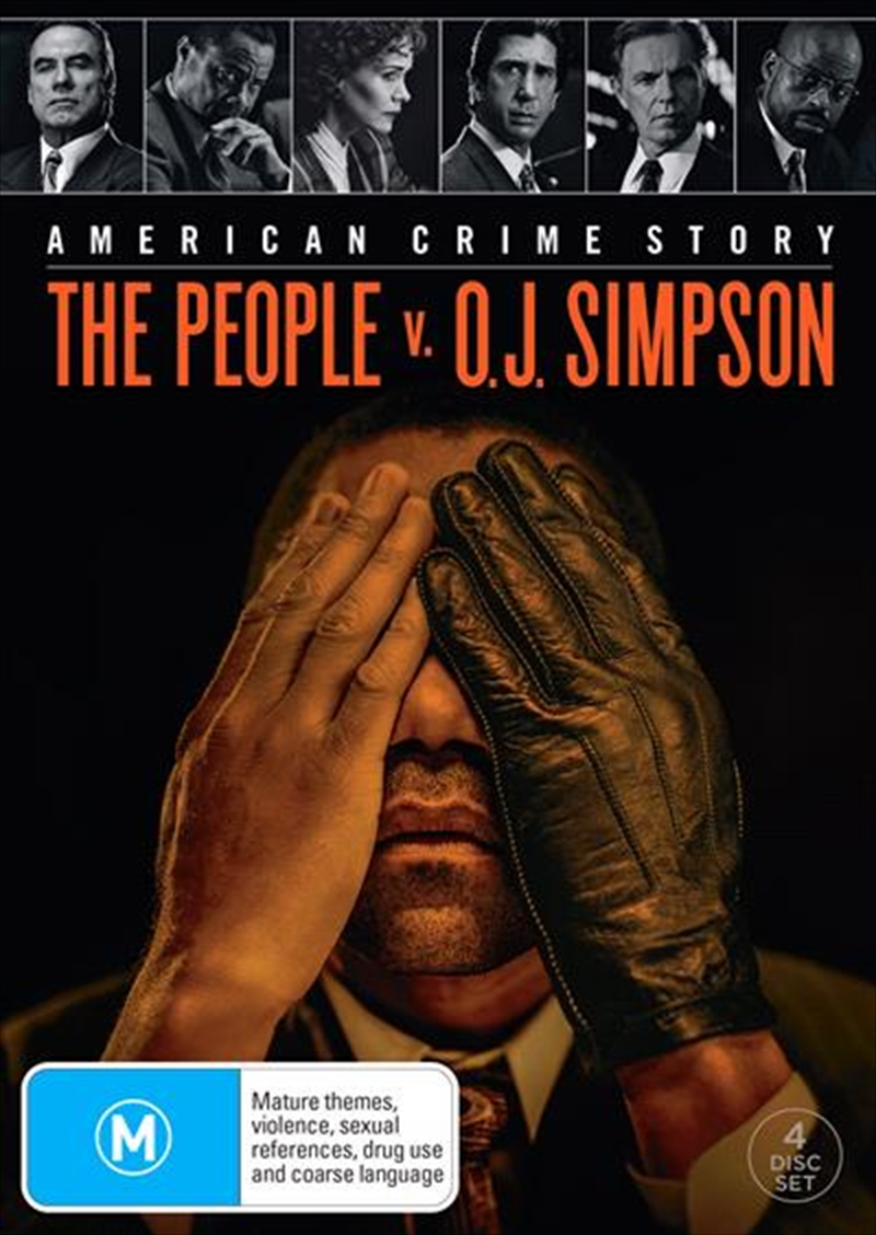 People V. OJ Simpson - American Crime Story, The