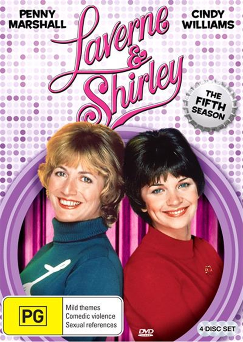 Buy Laverne And Shirley Season 5 On Dvd Sanity Online