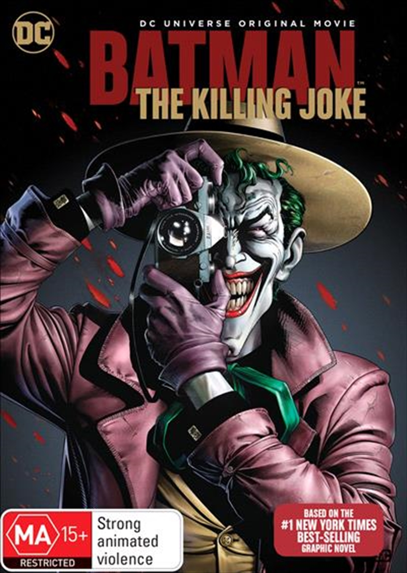 Batman - The Killing Joke | DVD