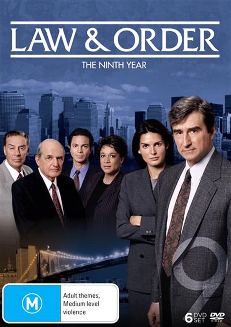 Law And Order - Season 9 | DVD