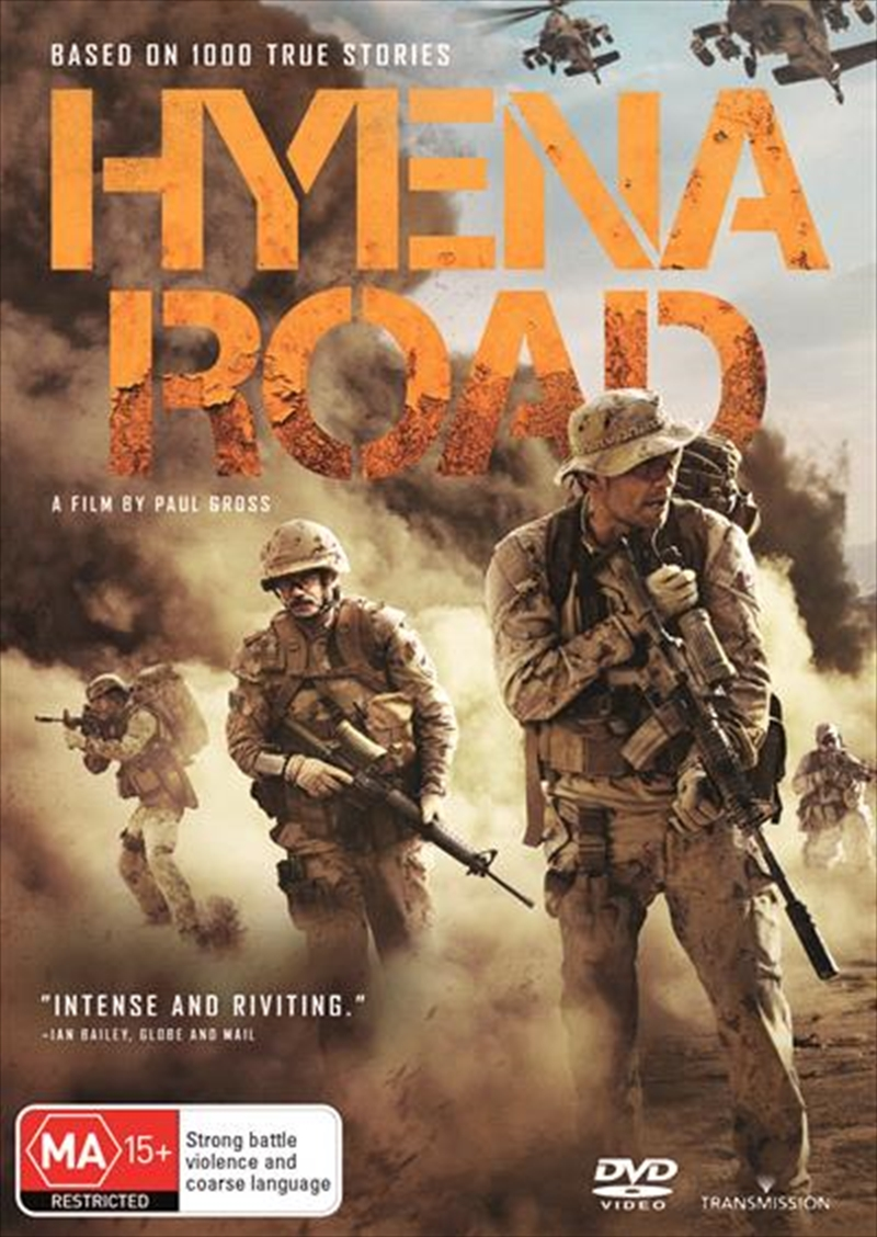 Hyena Road | DVD