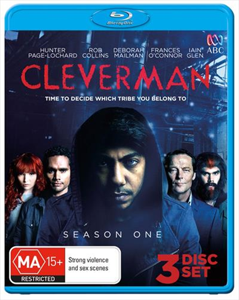 Cleverman - Season 1 | Blu-ray