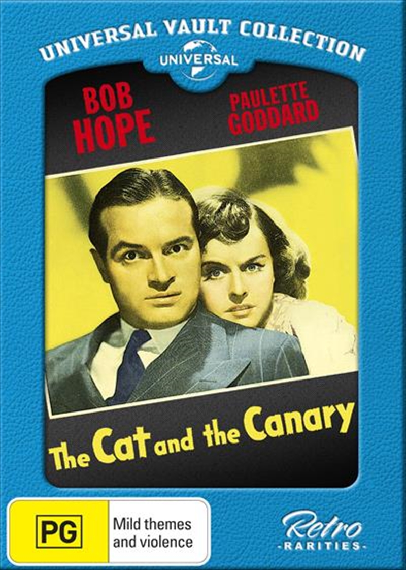 Cat And The Canary Universal Vault Collection, The | DVD