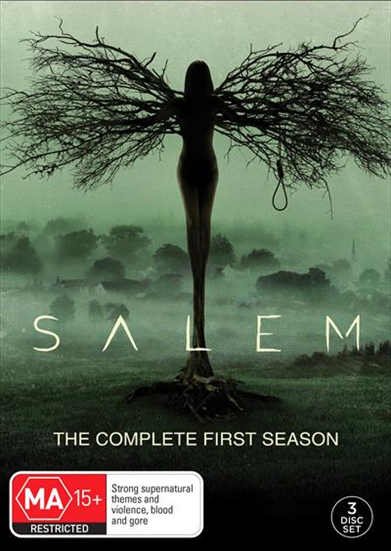 Salem - Season 1 | DVD