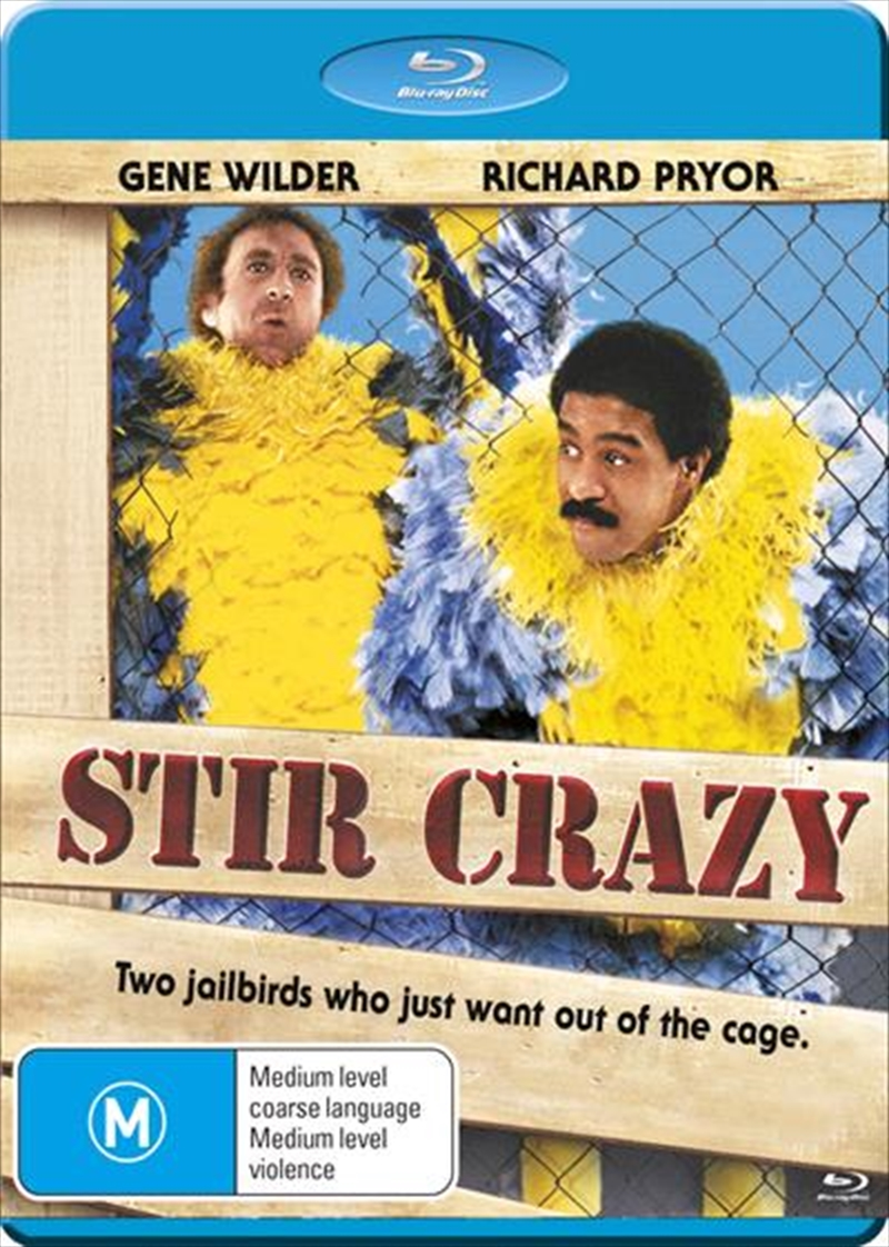 Stir Crazy | Blu-ray