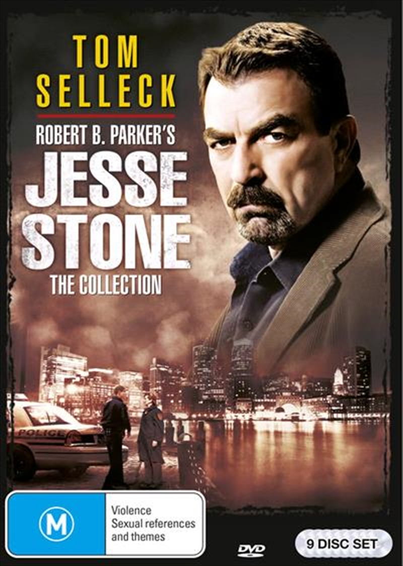 Jesse Stone Collection | DVD