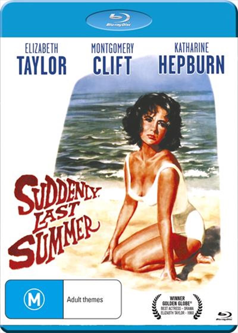Suddenly, Last Summer | Blu-ray