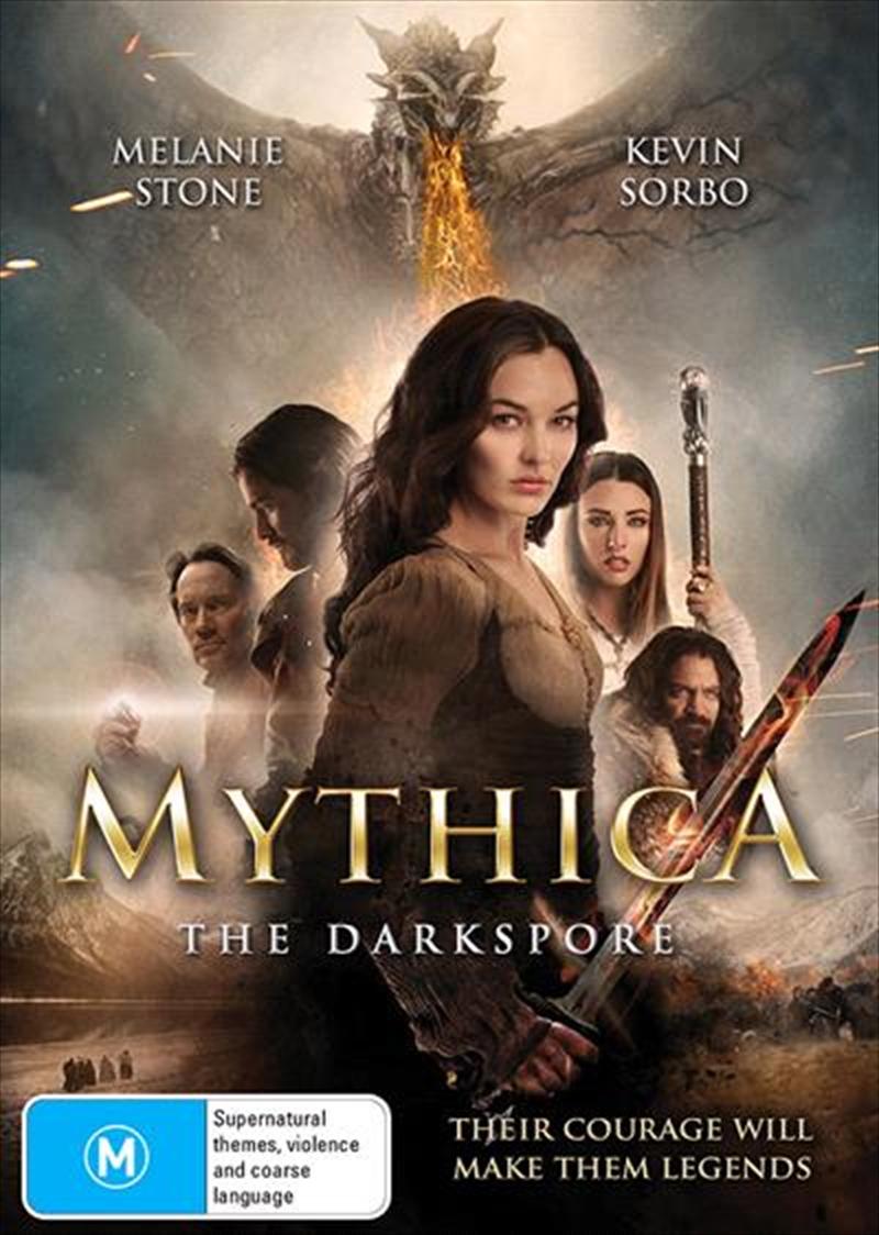 Mythica - The Darkspore | DVD
