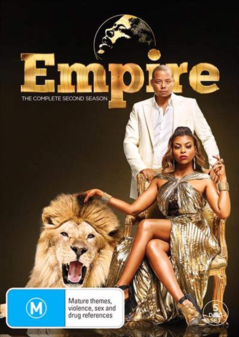 Empire - Season 2 | DVD