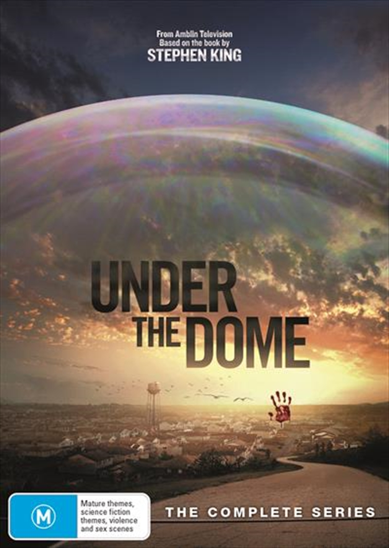 Under The Dome - Season 1-3 | Boxset | DVD