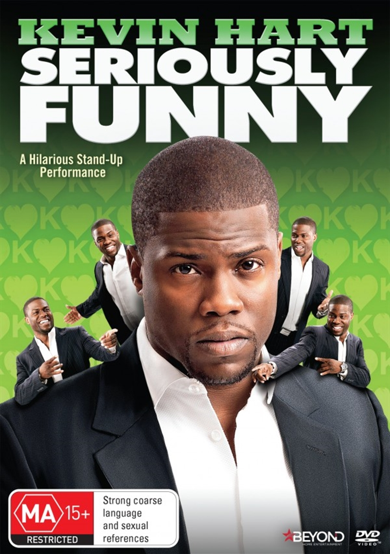 Kevin Hart: Seriously Funny | DVD