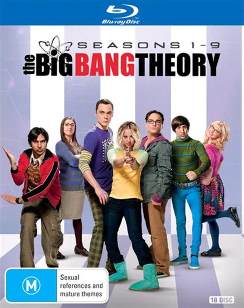 Big Bang Theory - Season 1-9 | Boxset, The | Blu-ray