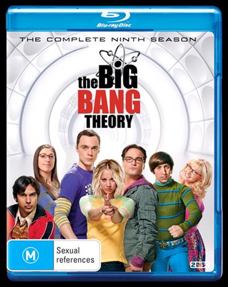 Big Bang Theory - Season 9, The | Blu-ray