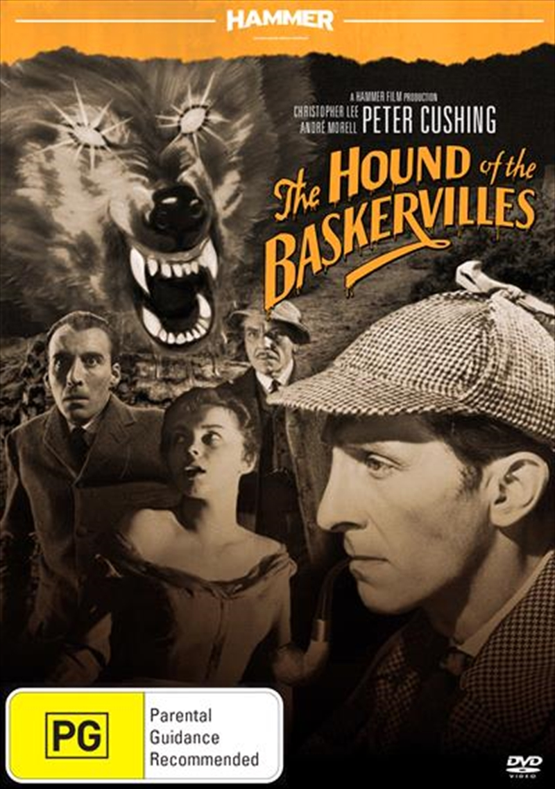 Buy Hound Of The Baskervilles On Dvd Sanity