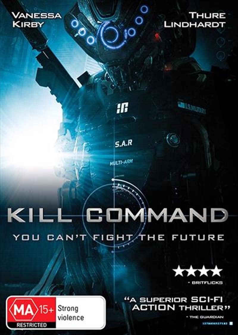 Kill Command | DVD