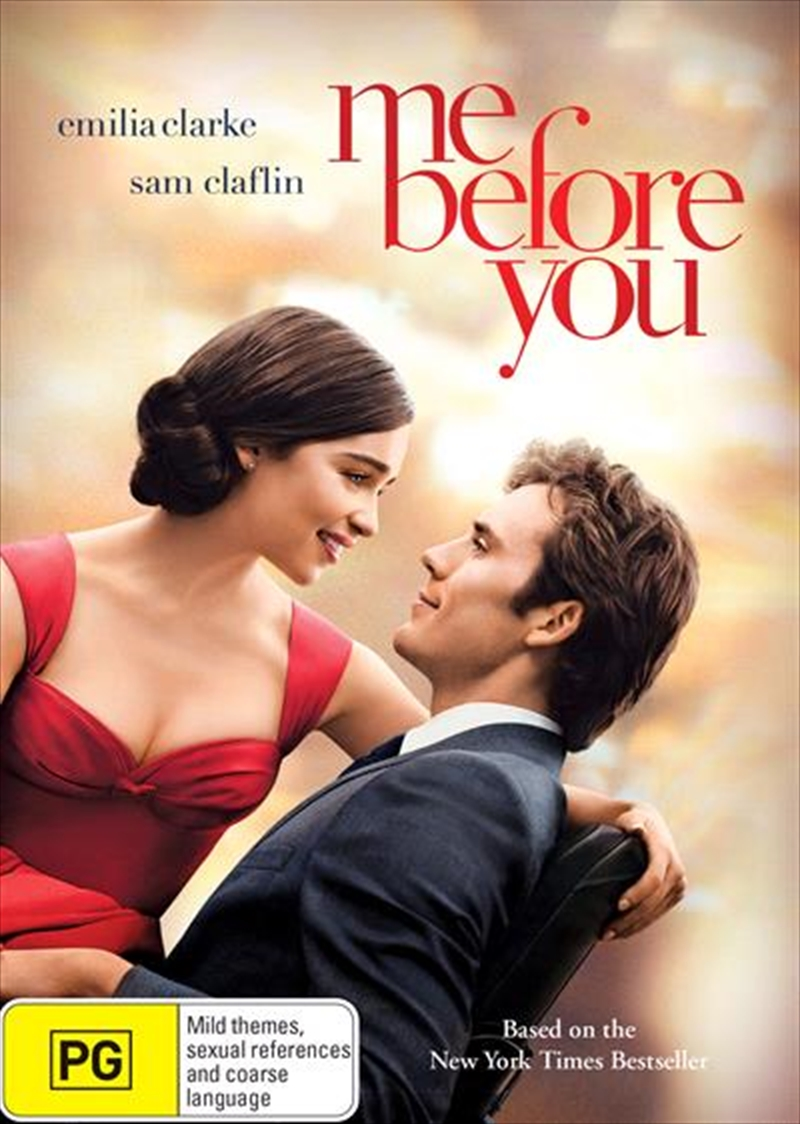 Me Before You | DVD