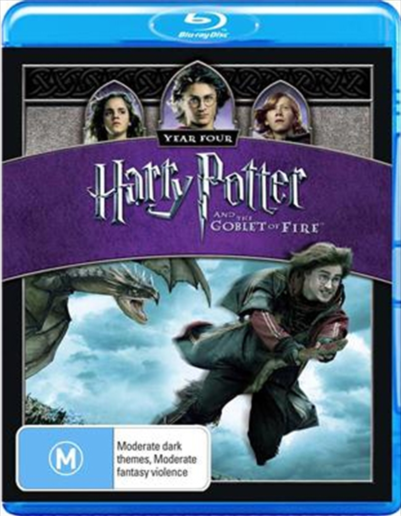 Harry Potter & The Goblet Of Fire | Blu-ray