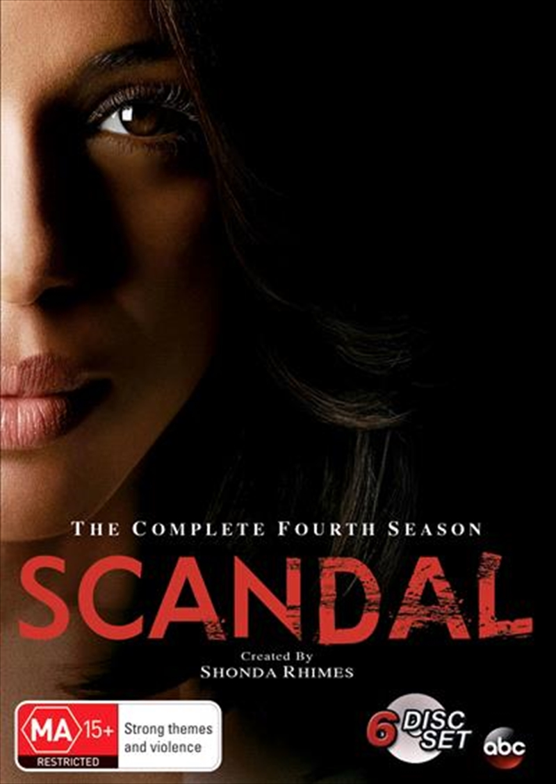Scandal - Season 4 | DVD