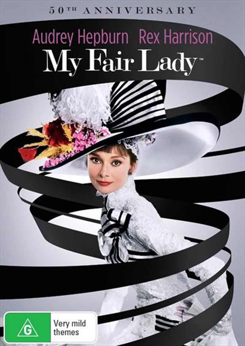 My Fair Lady - 50th Anniversary Edition | DVD