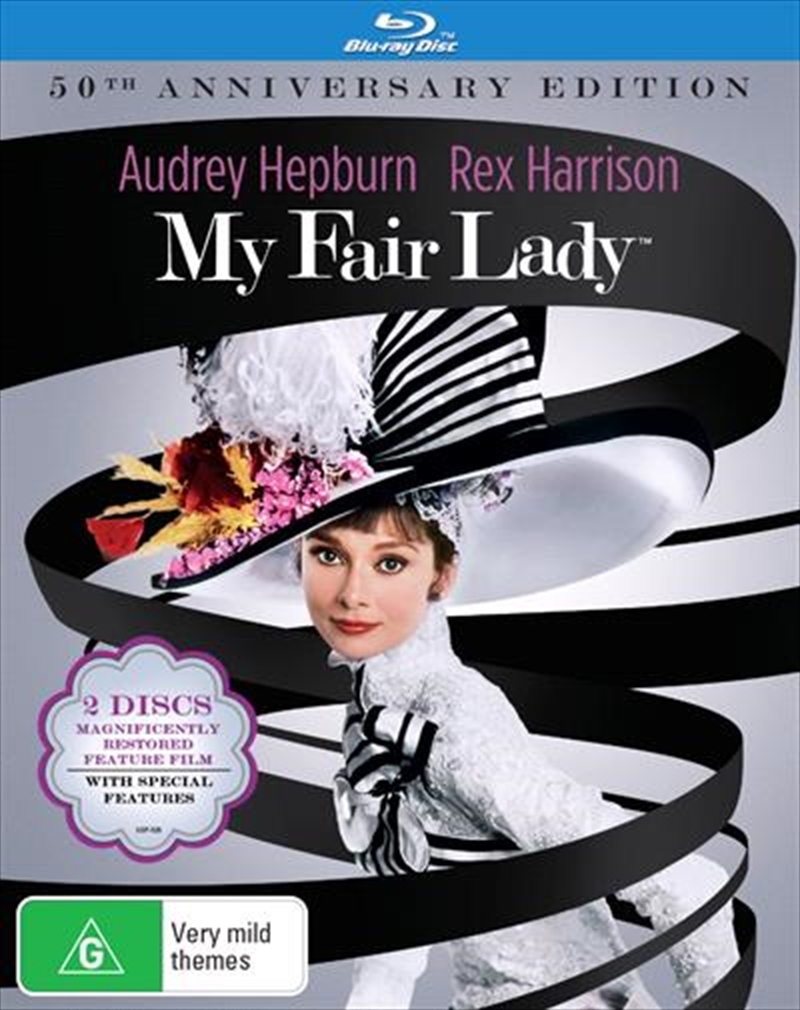 My Fair Lady - 50th Anniversary Edition | Blu-ray