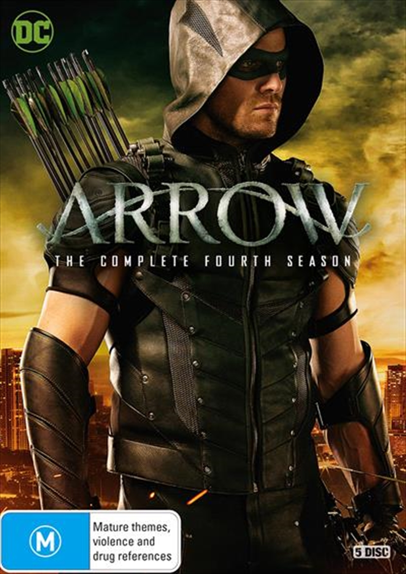 Arrow - Season 4 | DVD