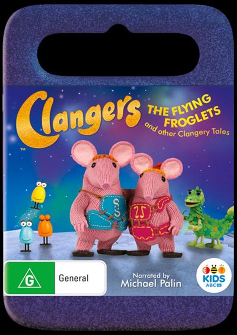 Clangers - The Flying Froglets | DVD