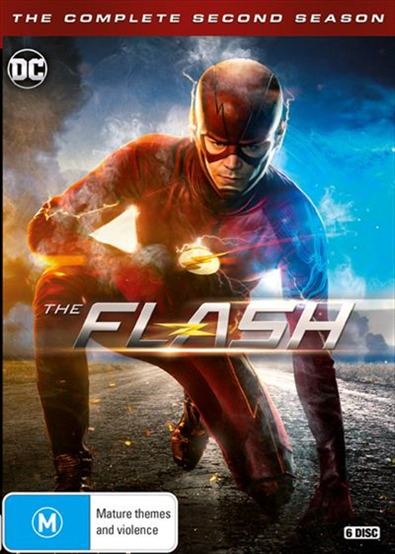 Flash - Season 2, The | DVD