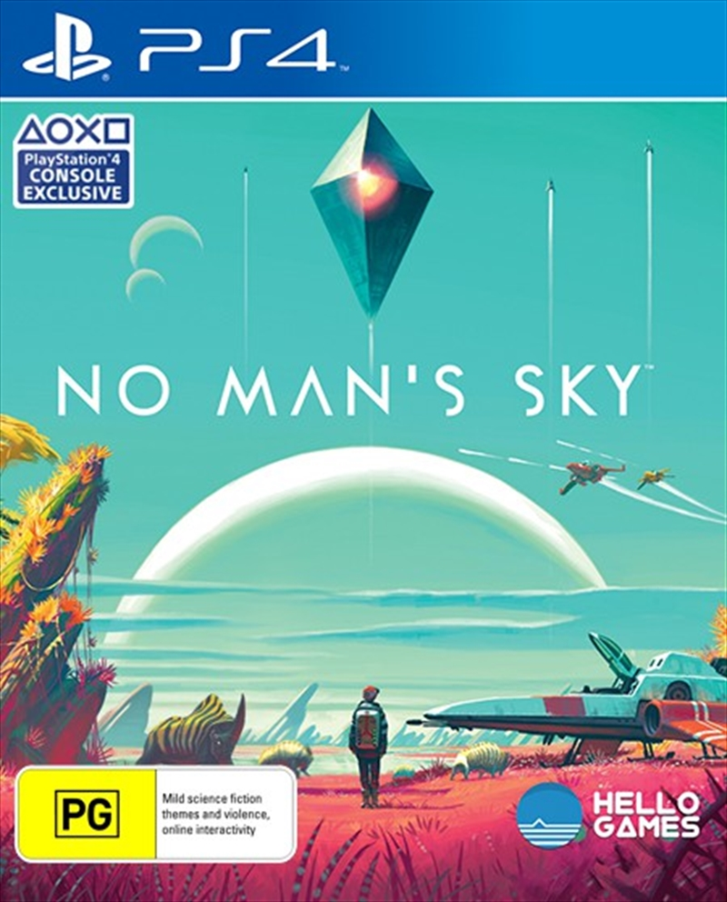 No Mans Sky | PlayStation 4