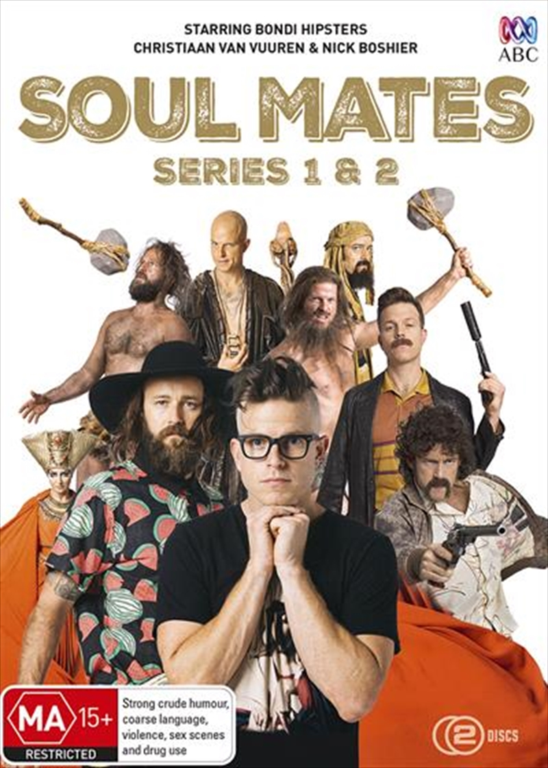 Soul Mates - Series 1-2 | Boxset | DVD