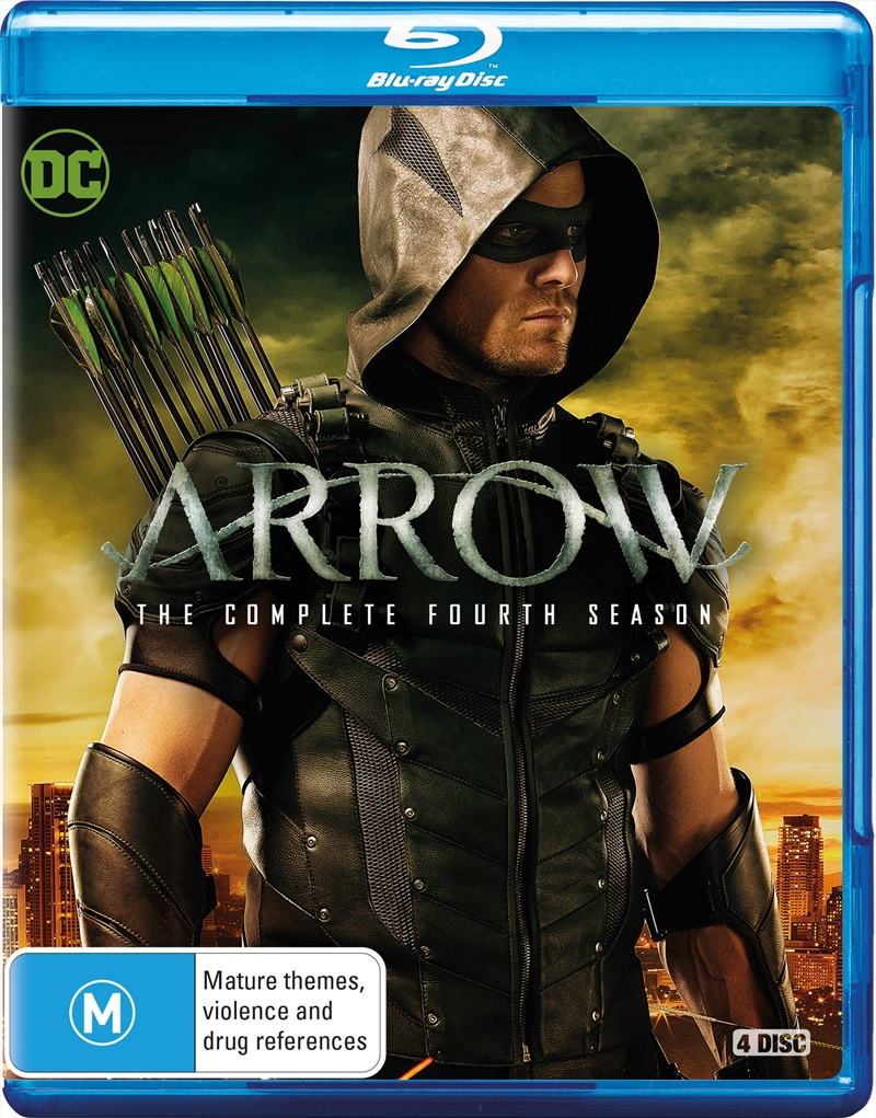 Arrow - Season 4 | Blu-ray
