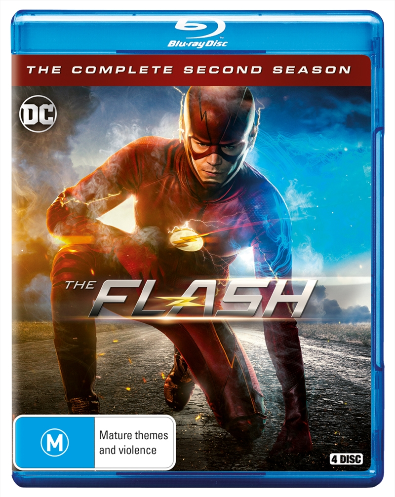 Flash - Season 2, The | Blu-ray