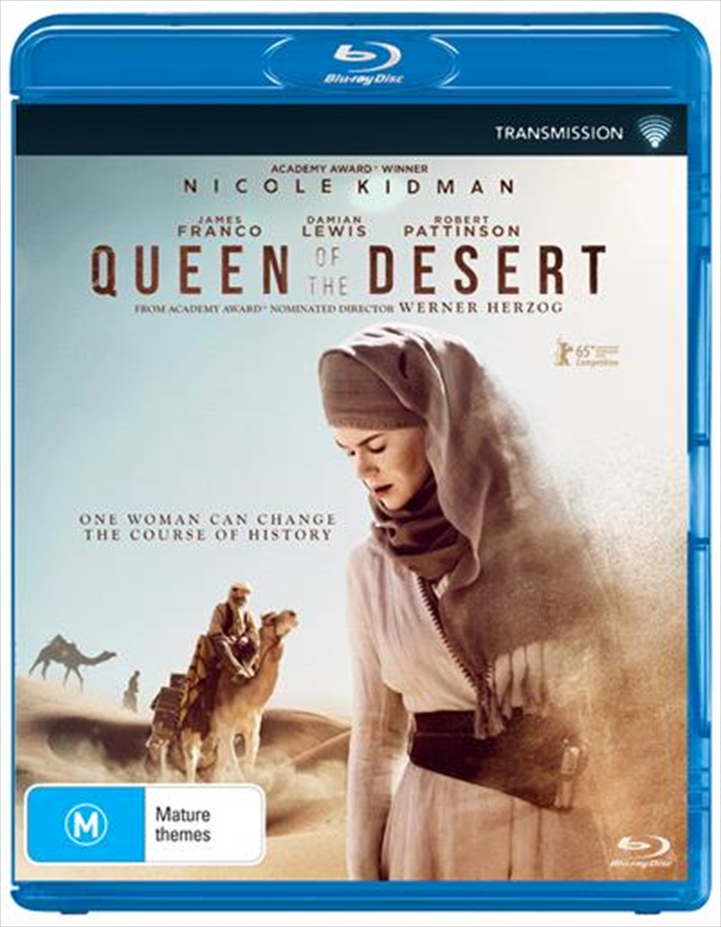 Queen Of The Desert | Blu-ray