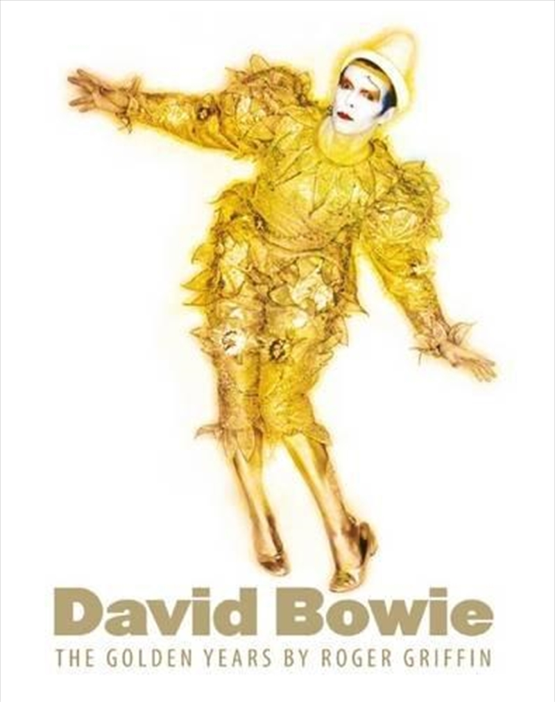 David Bowie: The Golden Years | Hardback Book