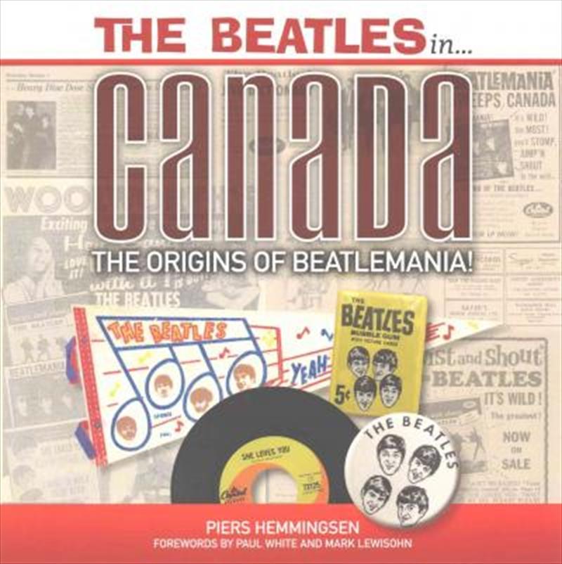 Beatles in Canada | Paperback Book