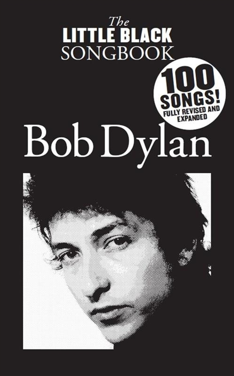 Little Black Songbook, The: Bob Dylan   Paperback Book