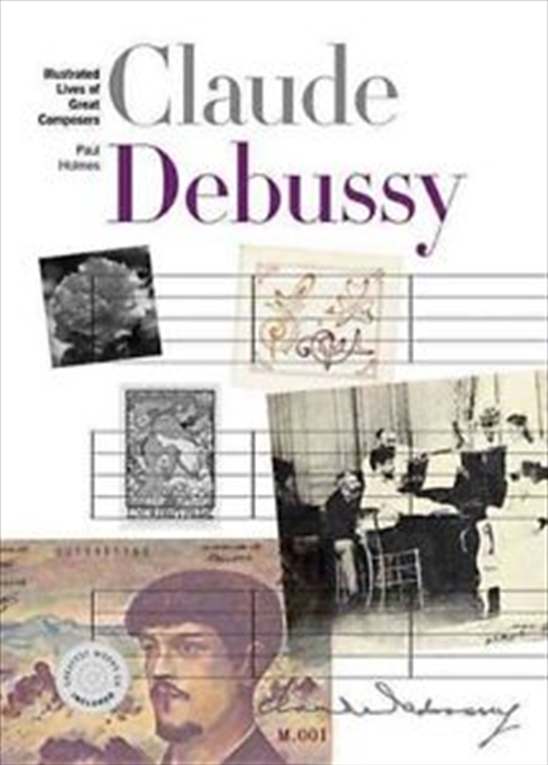 New Illustrated Lives of Great Composers   Paperback Book