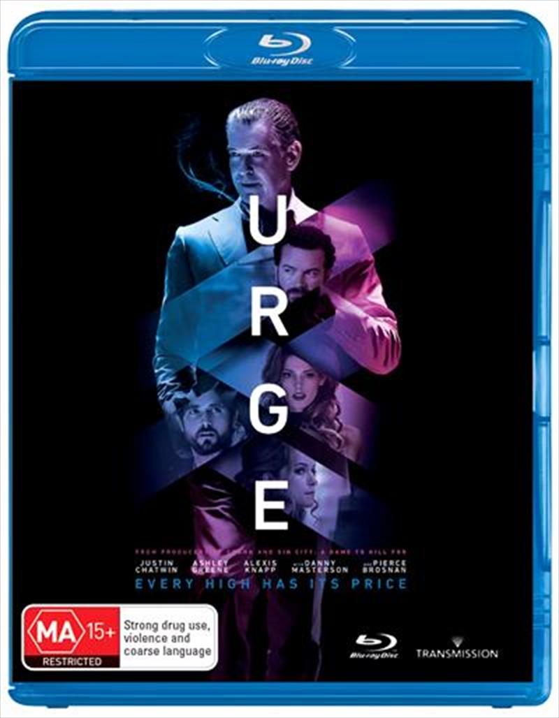 Urge   Blu-ray