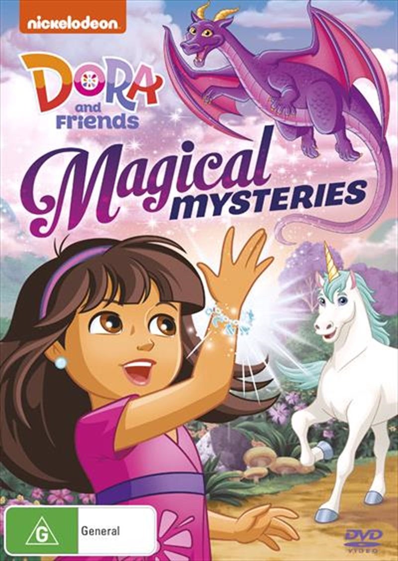 Dora And Friends - Magical Mysteries | DVD