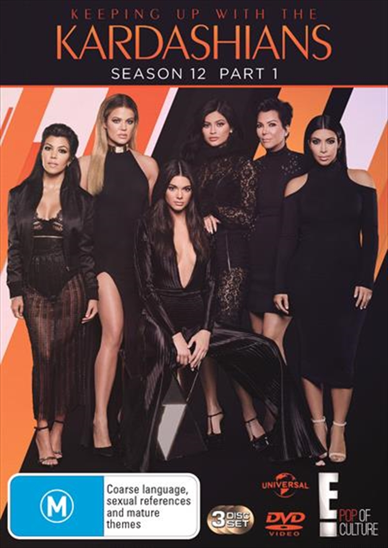 Keeping Up With The Kardashians - Season 12 - Part 1 | DVD