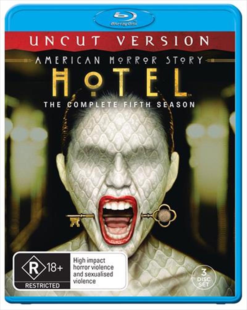 American Horror Story - Hotel - Season 5 | Blu-ray